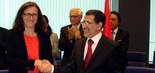 partenariat maroc ue