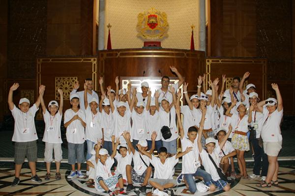 sejour culturel visite rabat 2013