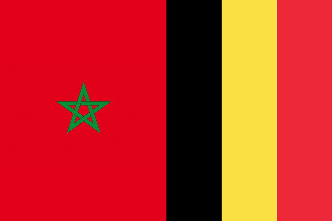 maroc belgique