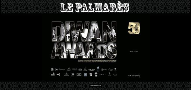 diwan awards 2014