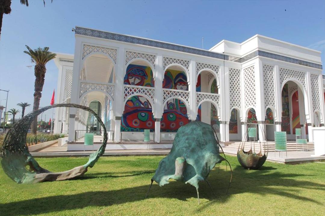 musee mohammed vi art moderne contemporain