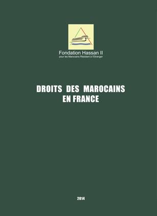Droits des marocains en france