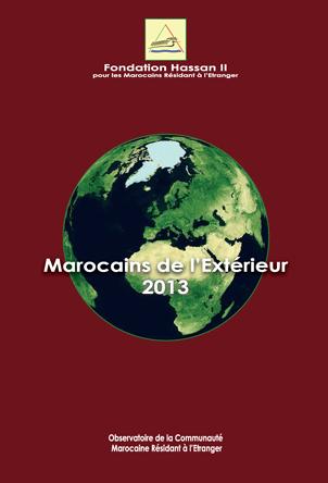 marocains de lexterieur 2013