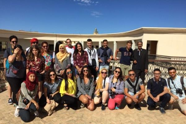 xarxa de convivencia voyage interculturel