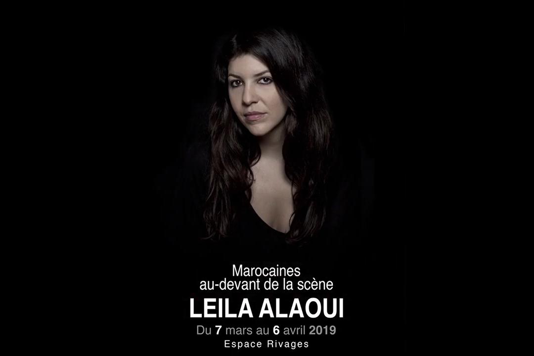 marocaines au devant scene leila alaoui