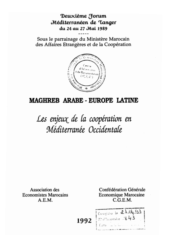 MAGHREB ARABE