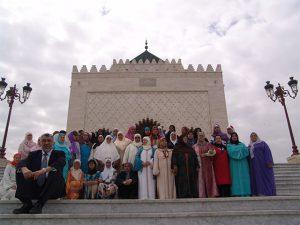 visite mausolee de mohammed 1