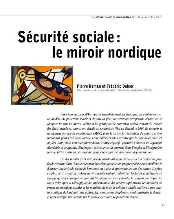 Securite sociale