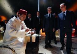 artisan marocain le maroc contemporain a paris10