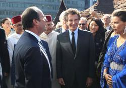 le maroc contemporain a paris1