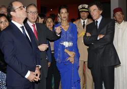 le maroc contemporain a paris8