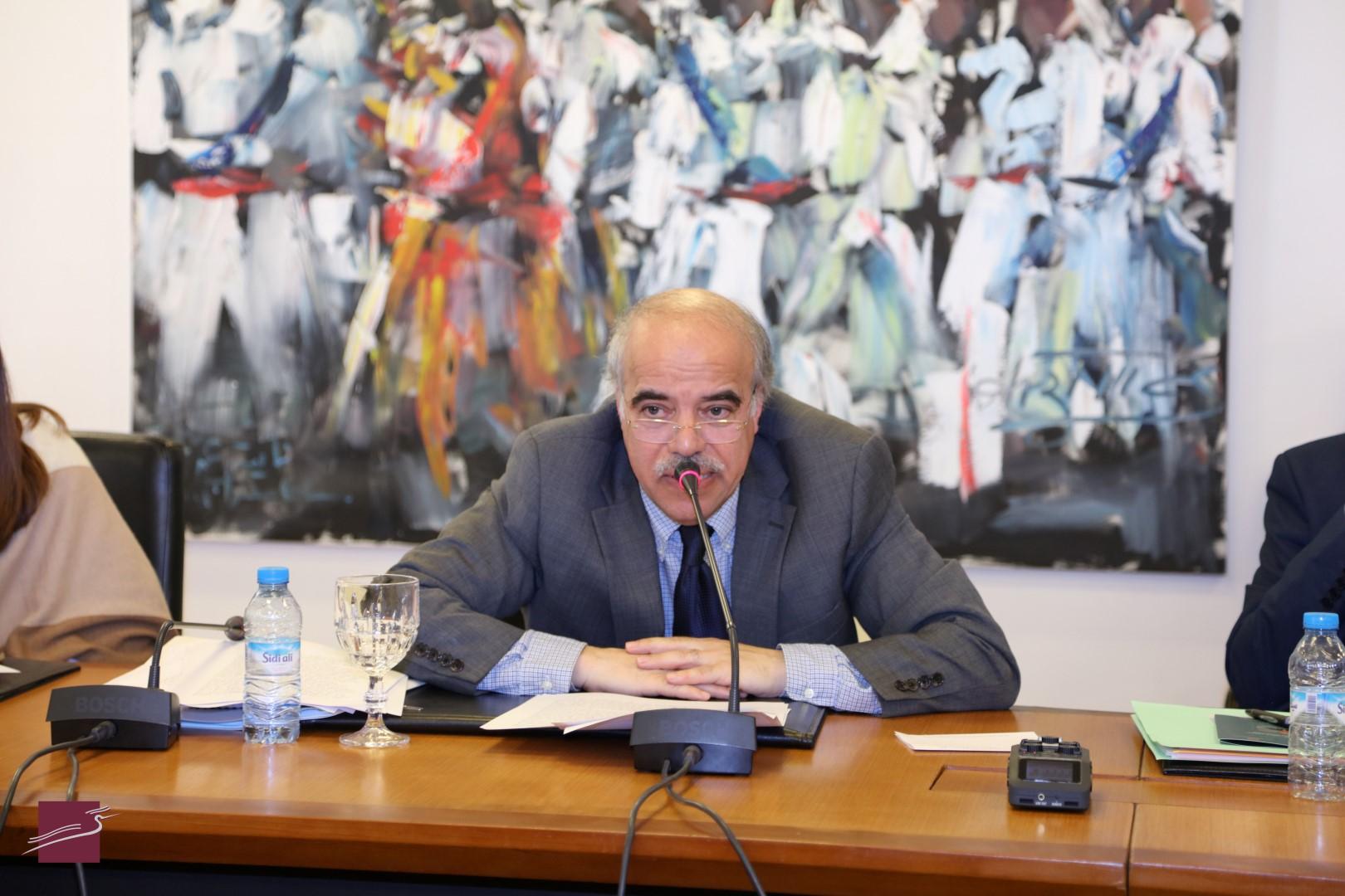 Conférences – Dr Mohammed Cherkaoui