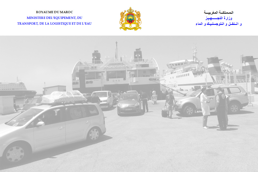 Lignes maritimes et offre de transports opération MARHABA 2021